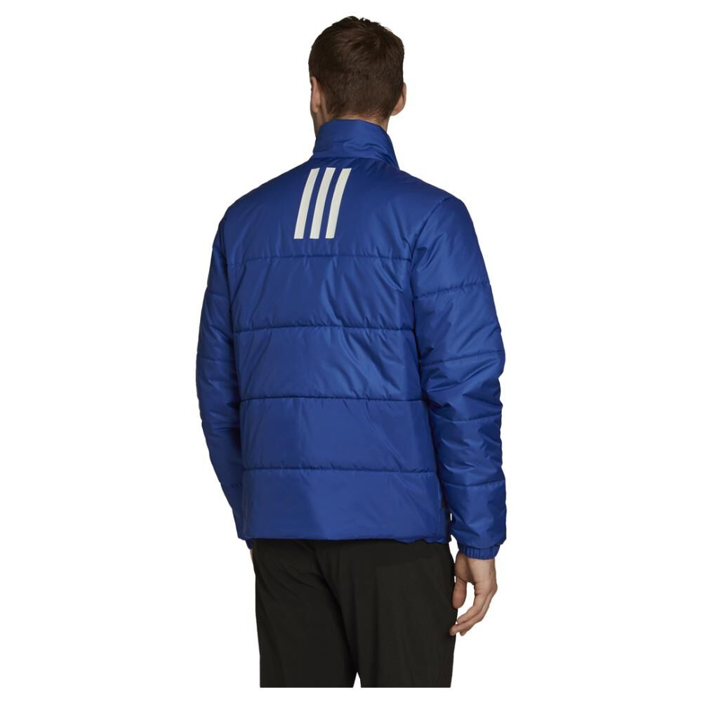 Chaqueta Deportiva Hombre Adidas Insulated Bsc 3 Bandas image number 7.0