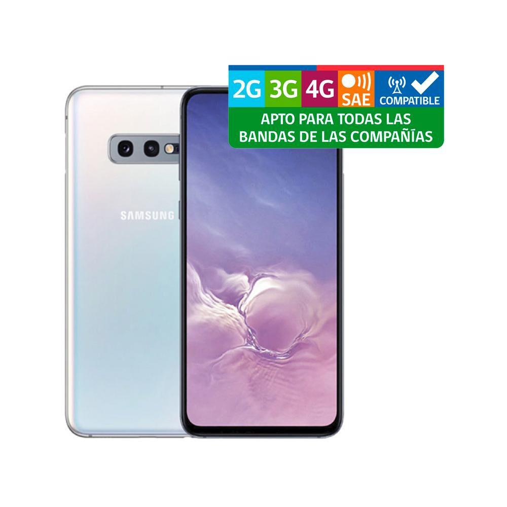 Smartphone Samsung Galaxy S10e Reacondicionado Blanco / 128 Gb / Liberado image number 2.0