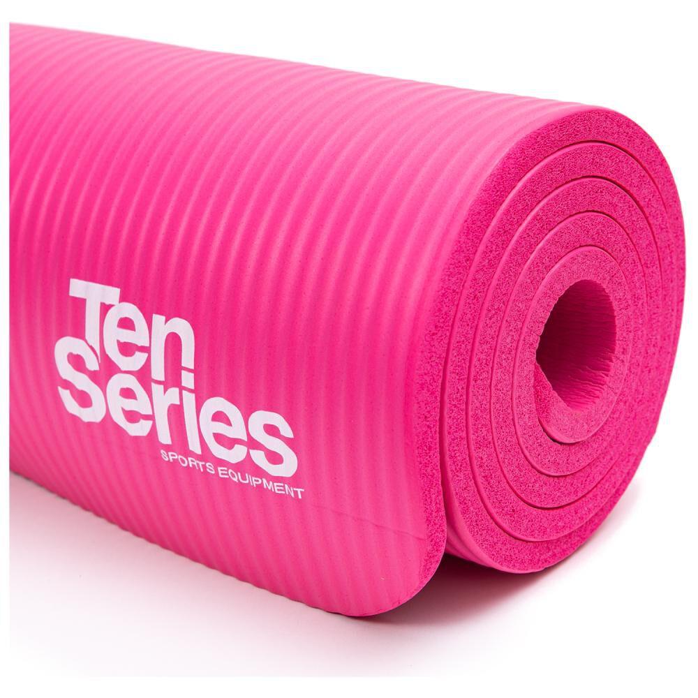 Mat De Yoga Ten Series Rosado image number 0.0