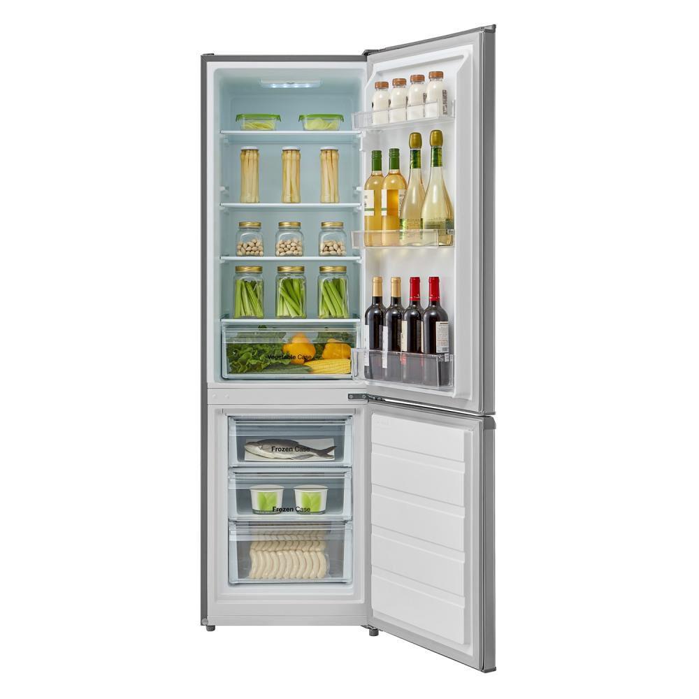 Refrigerador Winia Frío Directo, Bottom Freezer Rfd-366s 260 Litros image number 5.0