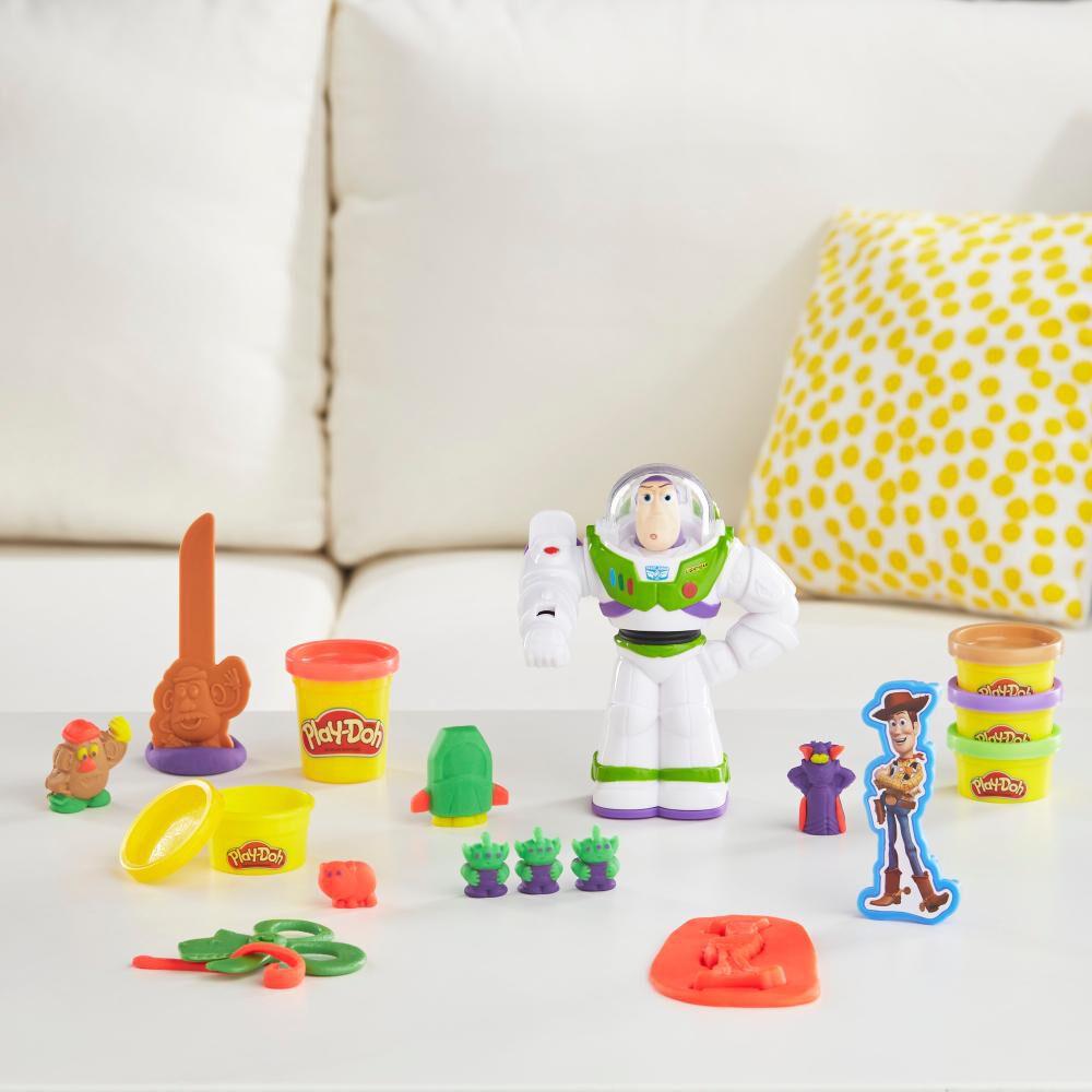 Masas Educativas Play Doh Toy Story Buzz Lightyear image number 1.0