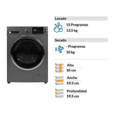 Lavadora - Secadora Midea Mlsf-13510Sc01I / 13.5 Kg