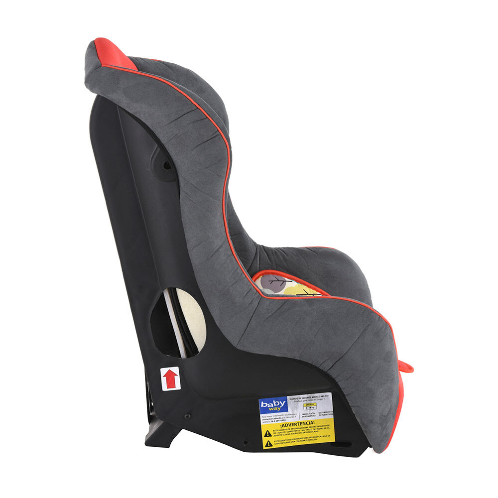 Silla Auto Baby Way Bw-744R18 image number 2.0