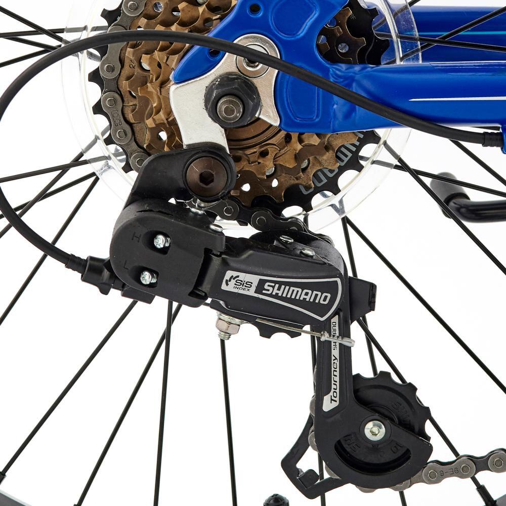 Bicicleta Mountain Bike Bianchi Wolf Alloy Revo / Aro 20 image number 1.0