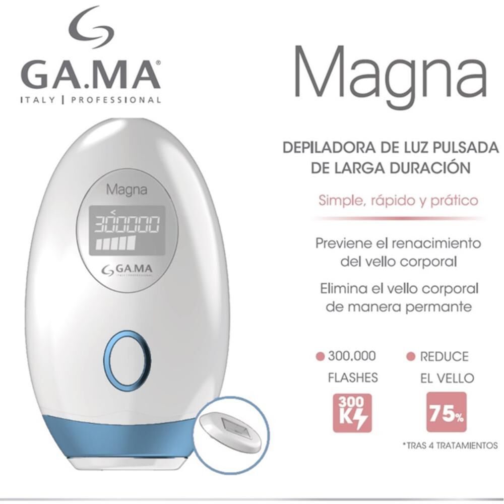 Depiladora Ipl Gama Magna image number 3.0