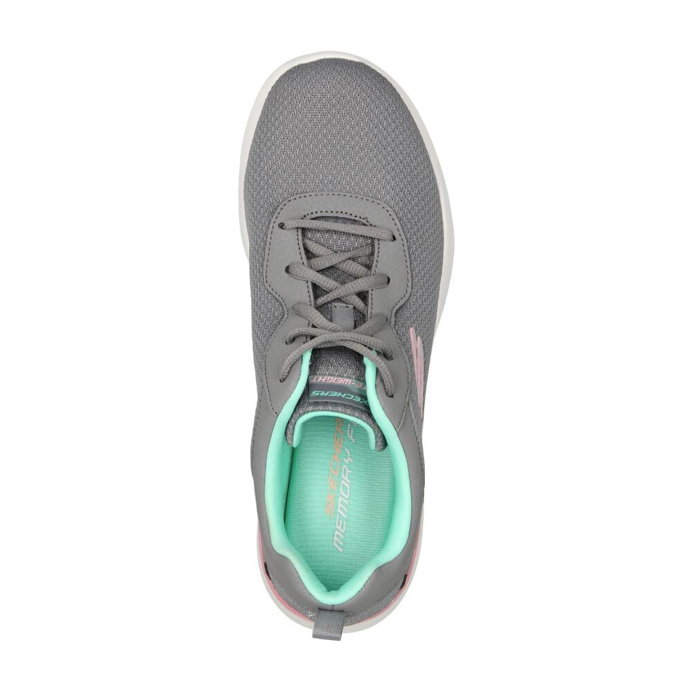 Zapatilla Running Mujer Skechers Dynamight Radiant Choice image number 3.0