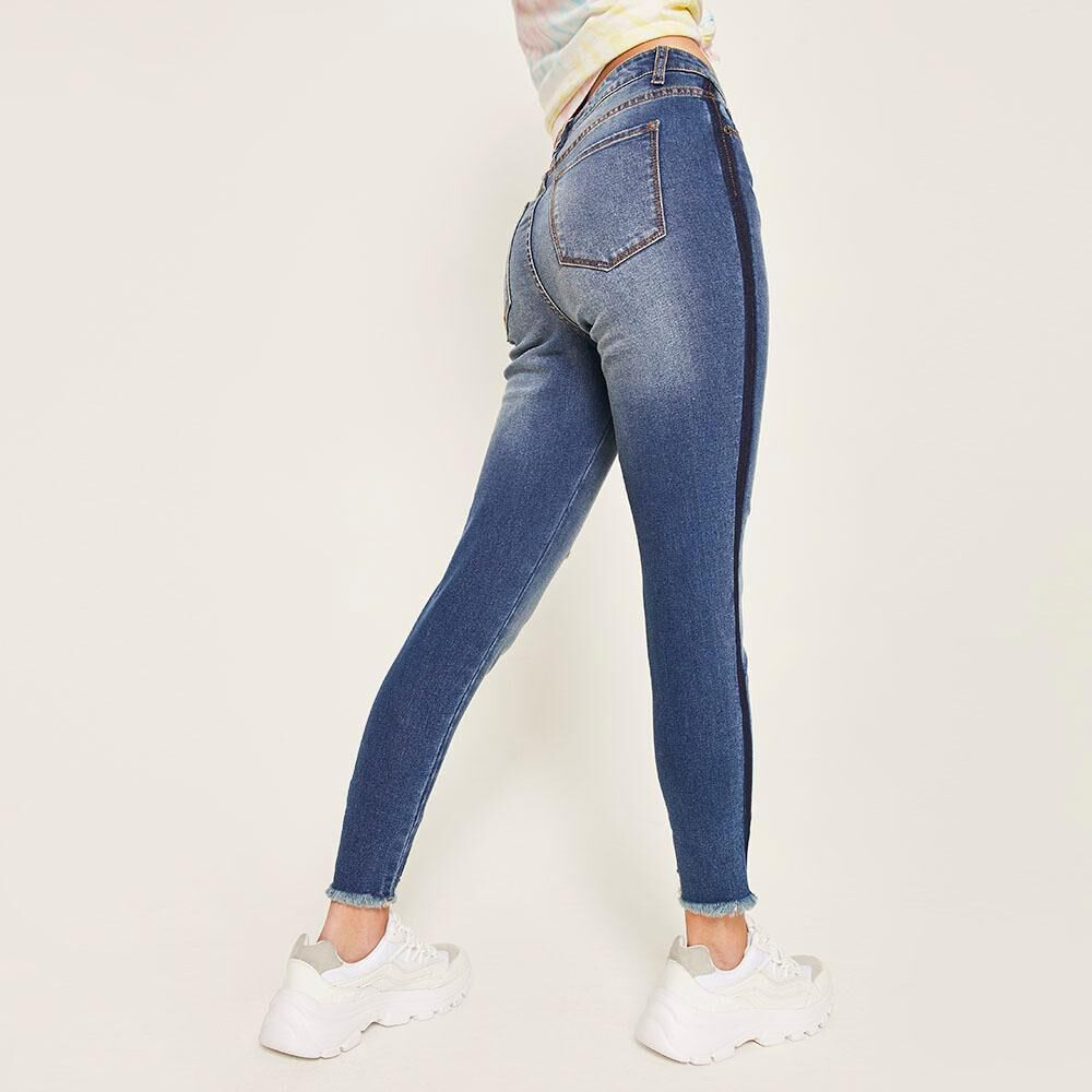 Jeans Mujer Super Skinny Freedom image number 2.0