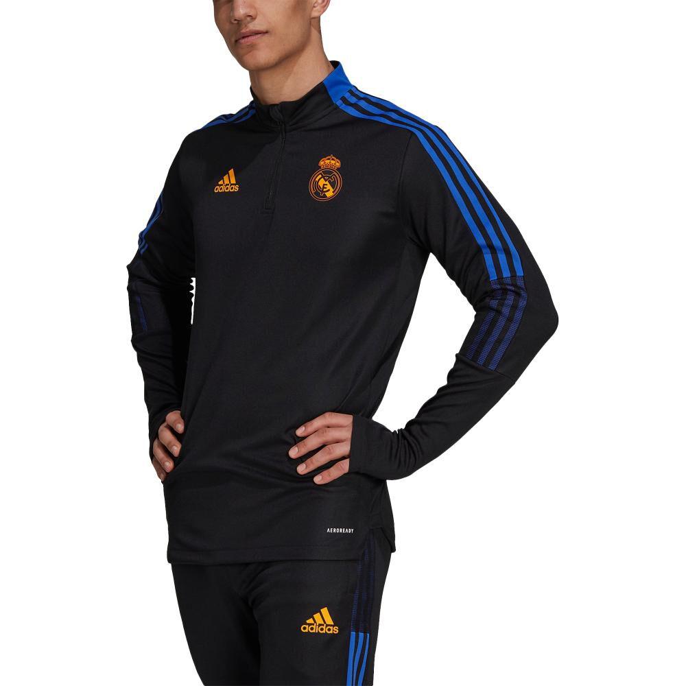 Polera Hombre Adidas Real Madrid Tiro image number 0.0