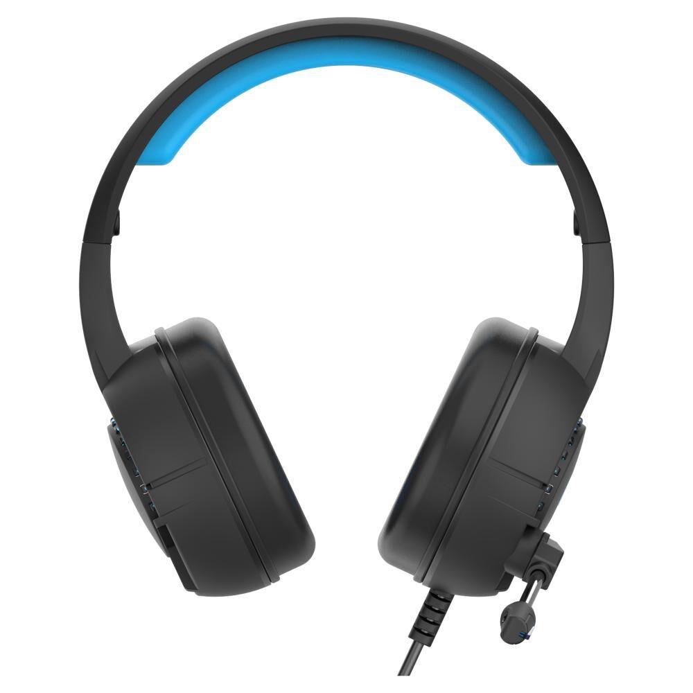Audífonos Gamer Hp Dhe-8011 Usb+3.5 Led image number 2.0