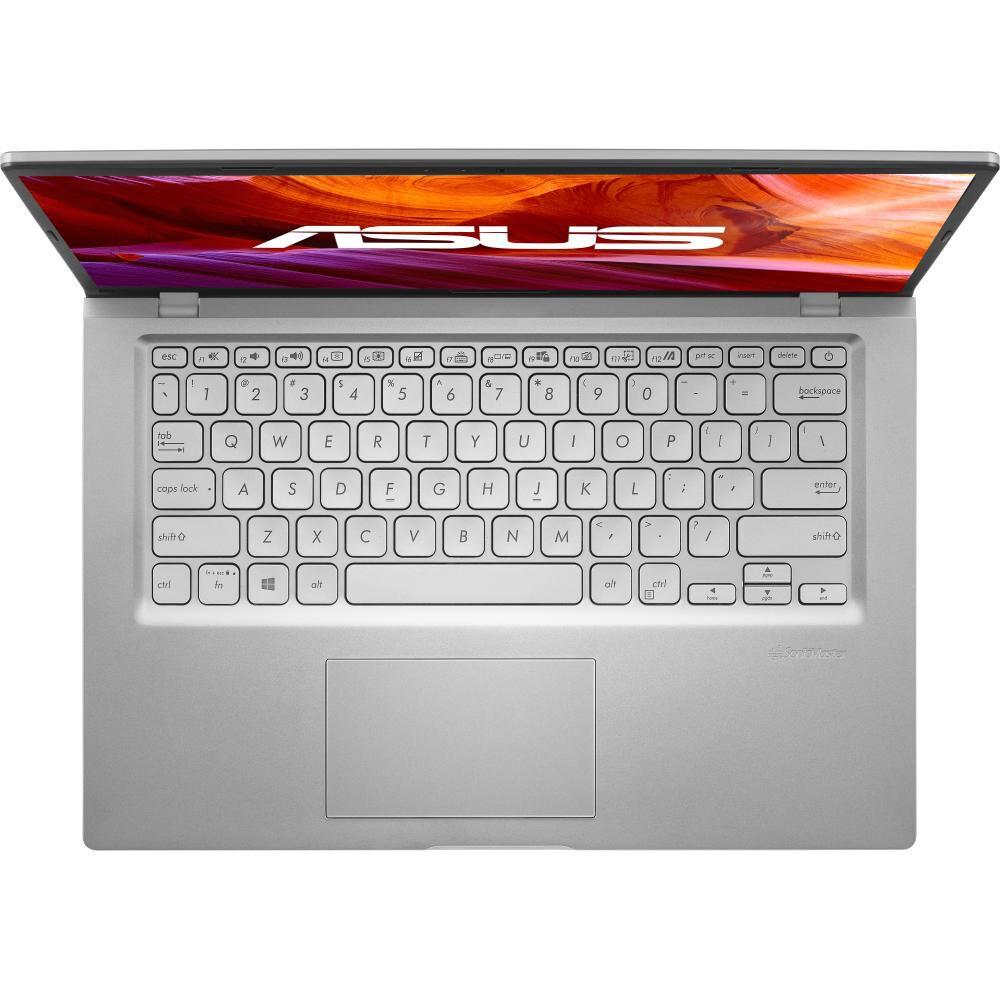 "Notebook Asus M415da-ek844t / Transparent Silver / Amd Ryzen 3 / 4 Gb Ram / Amd Radeon / 256 Gb Ssd / 14 "" image number 4.0"