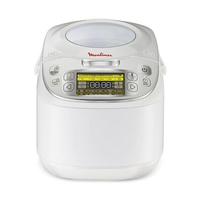Olla Eléctrica Moulinex Multicook 45 / 5 Litros