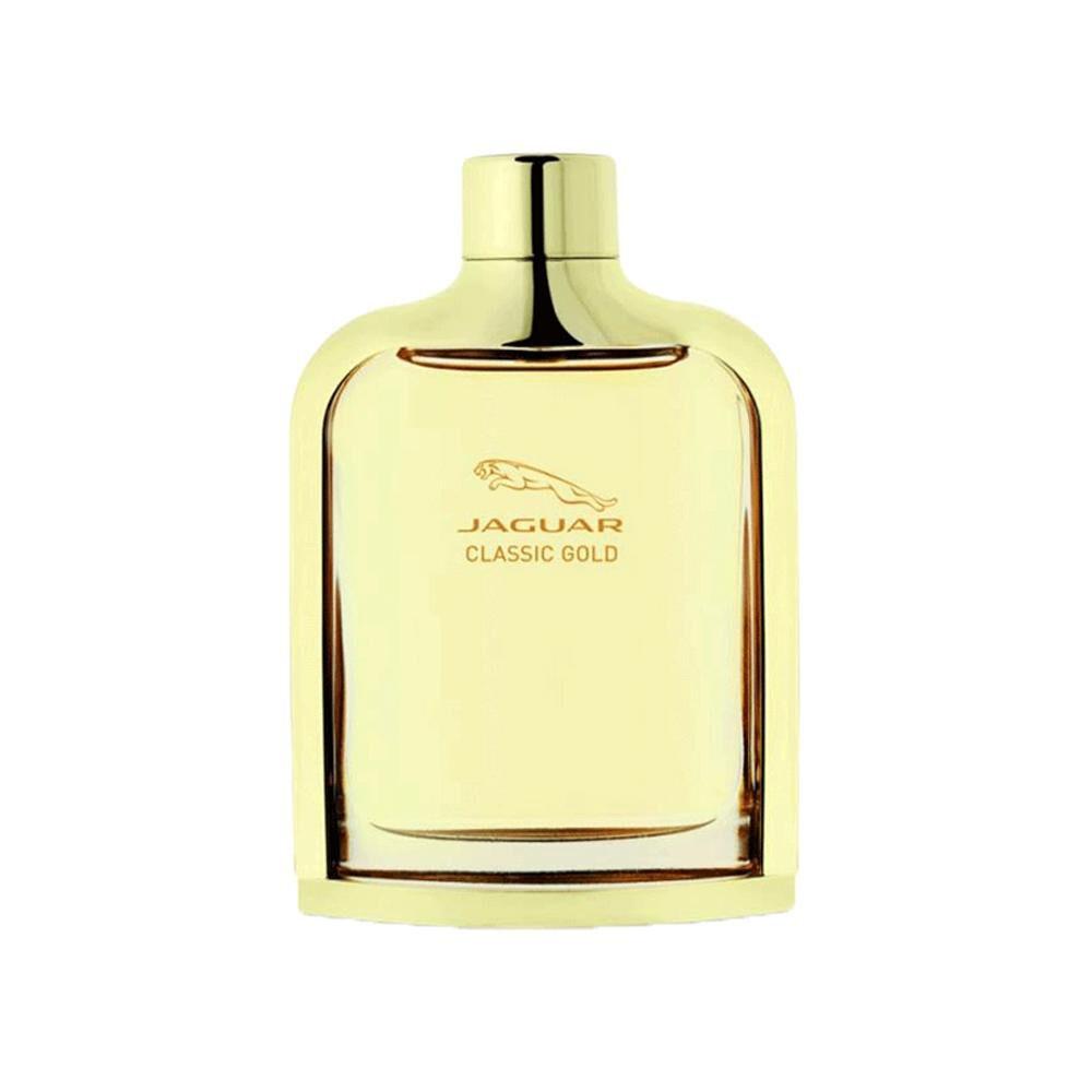 Perfume Hombre Classic Gold Jaguar / 100 Ml / Eau De Toillete image number 0.0