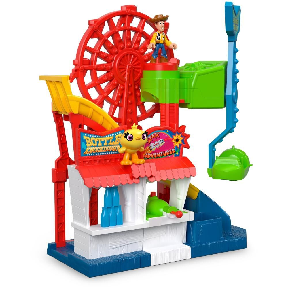 Juegos Fisher Price Ts4 Parque Divertido image number 1.0