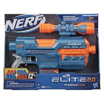 Lanzador Motorizado Nerf Elite 2.0 Phoenix Cs-6