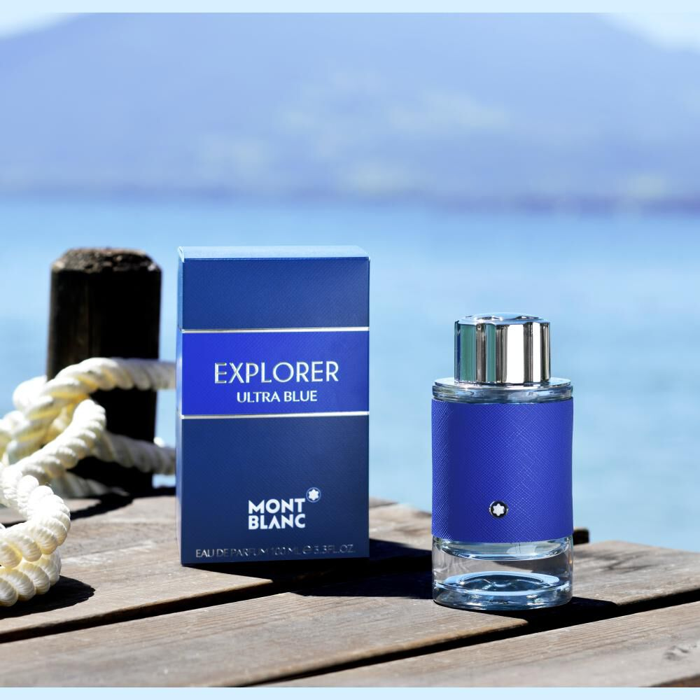 Perfume Hombre Explorer Ultra Blue Montblanc / 100 Ml / Eau De Parfum image number 2.0