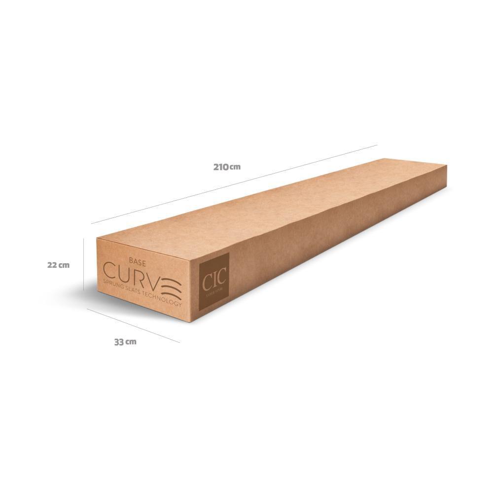 Cama Europea Cic Curve Super Premium / King image number 7.0