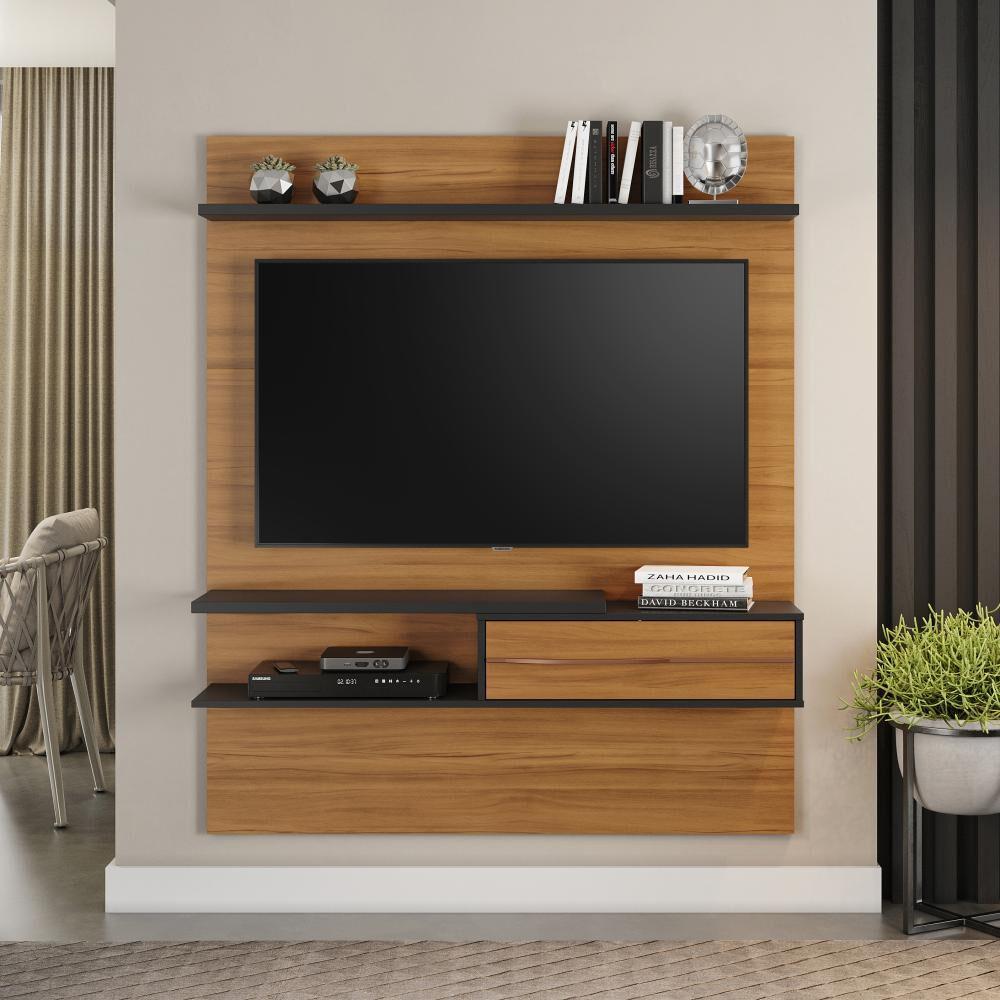 Panel Tv Home Mobili / 1 Cajón image number 3.0