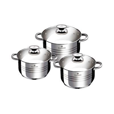 Bateria De Cocina Blaumann Gourmet / 6 Piezas