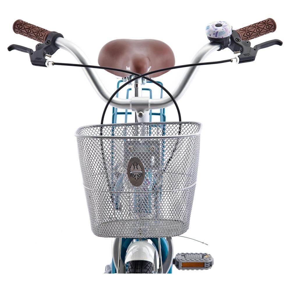 Bicicleta De Paseo Bianchi Street 20 Lady St / Aro 20 image number 4.0