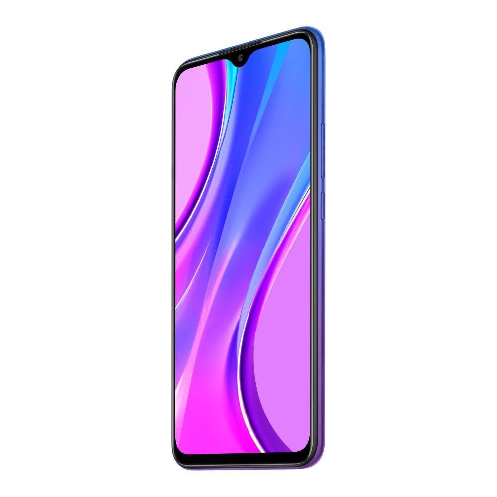 Smartphone Xiaomi Redmi 9 Sunset Purple / 64 Gb image number 4.0