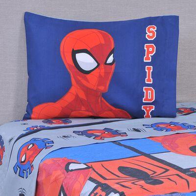 Juego De Sábanas Disney Spiderman / 1.5 Plazas
