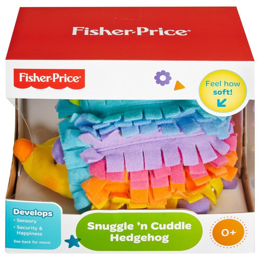 Peluche Didactico Fisher Price Erizo Estímulos image number 3.0