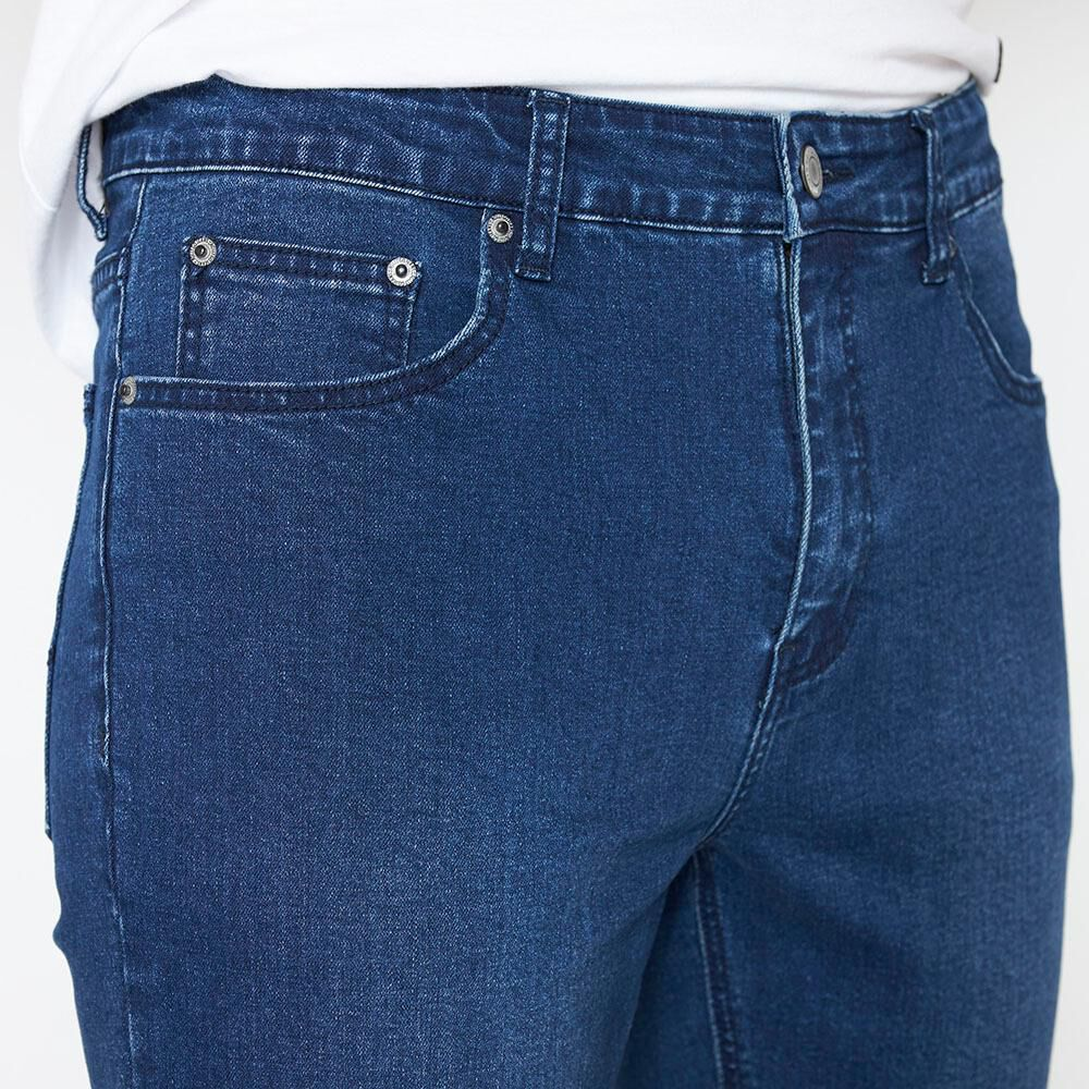 Jeans Skinny Hombre Rolly Go image number 3.0