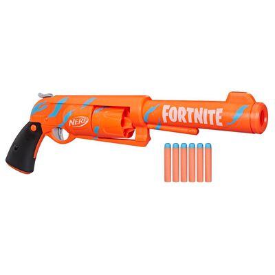 Pistolas De Juguete Nerf Fortnite Six Shooter