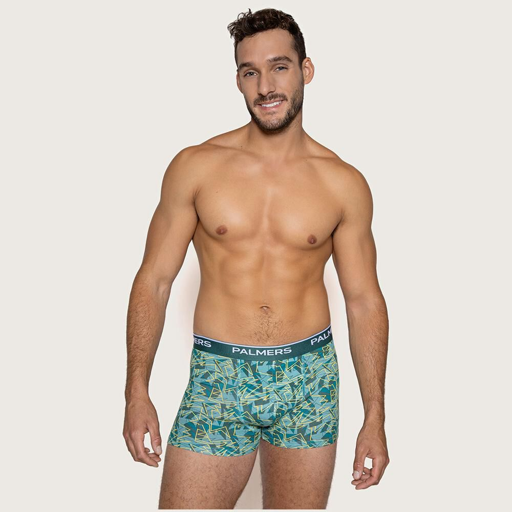 Pack Boxer Medio Hombre Palmers / 3 Unidades image number 1.0