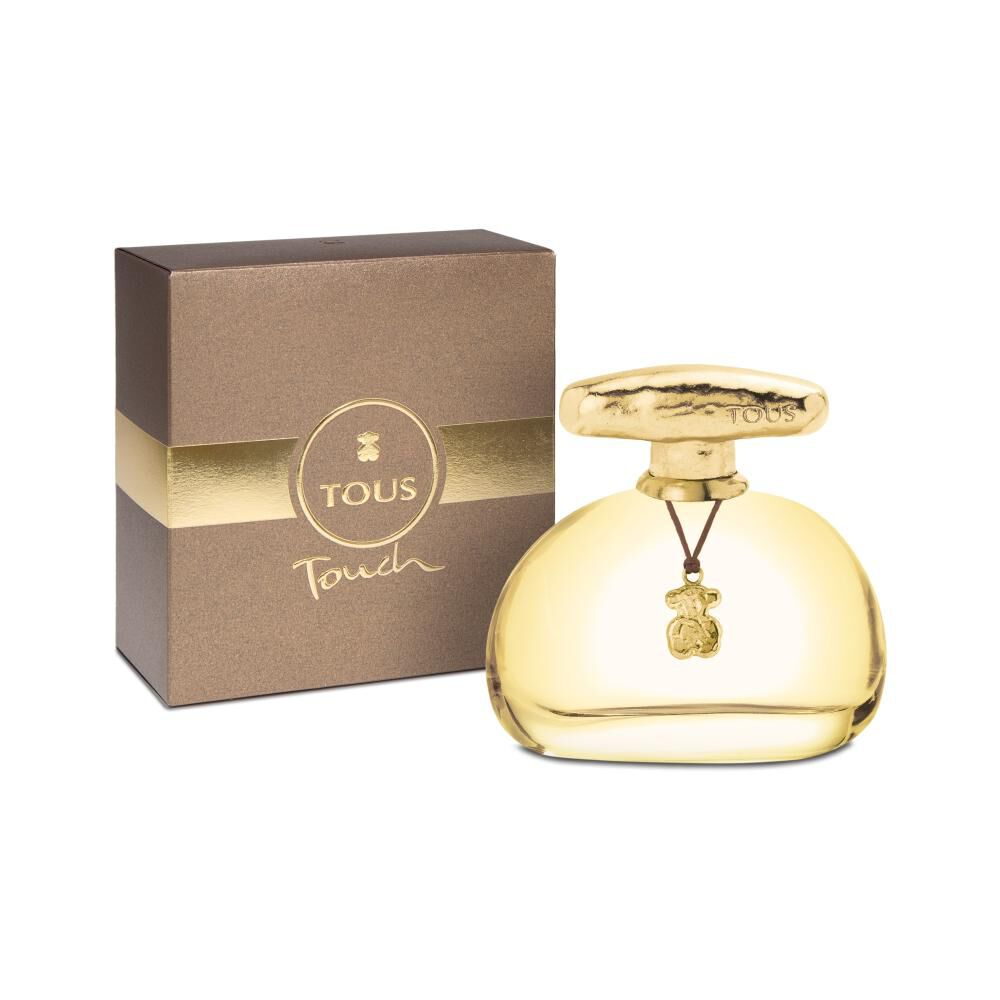 Tous Touch Women Edt 100Ml image number 0.0