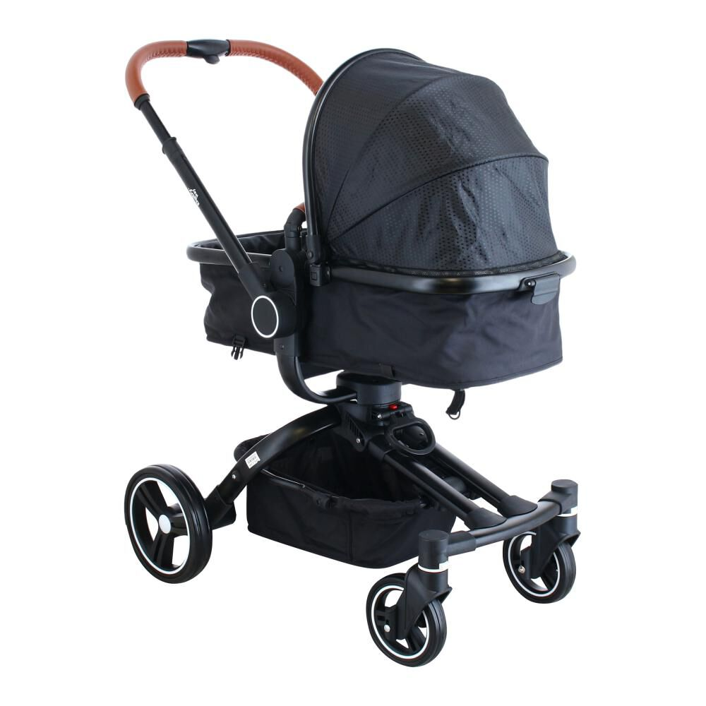 Coche Travel System Baby Way Bw-414N20 image number 4.0