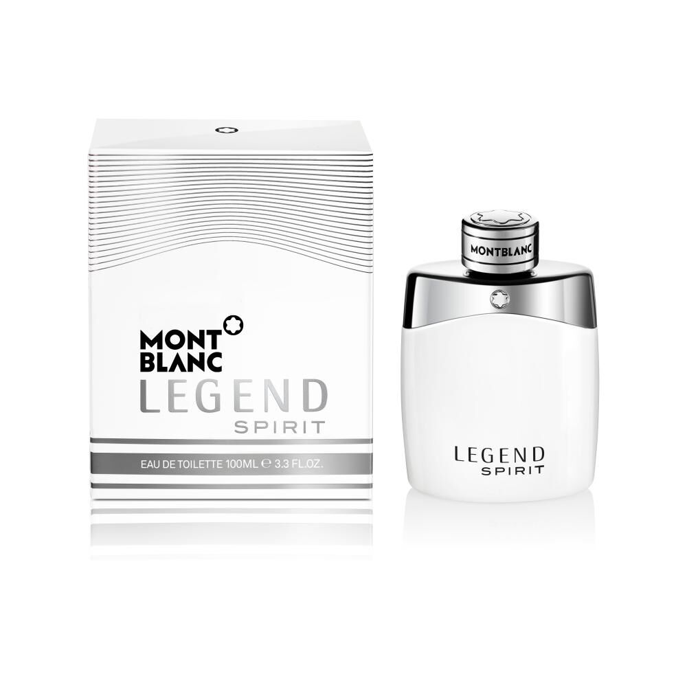 Mb Legend Men Spirit Edt 100Ml image number 0.0