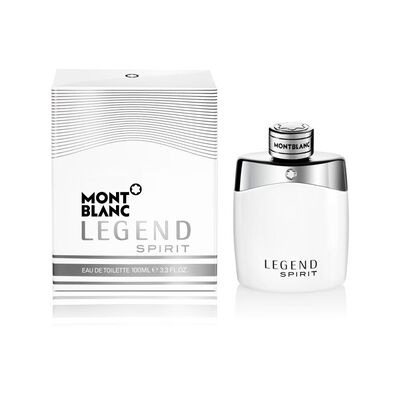 Mb Legend Men Spirit Edt 100Ml