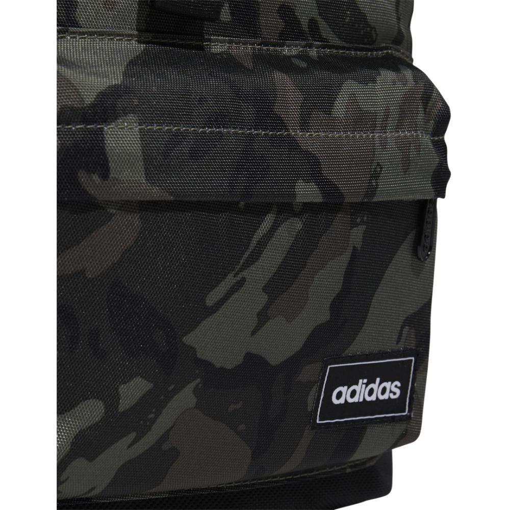 Mochila Unisex Adidas Classic Camo image number 6.0