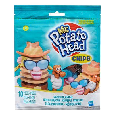 Figura De Acción Potato Head Chips Elsa Ranchera