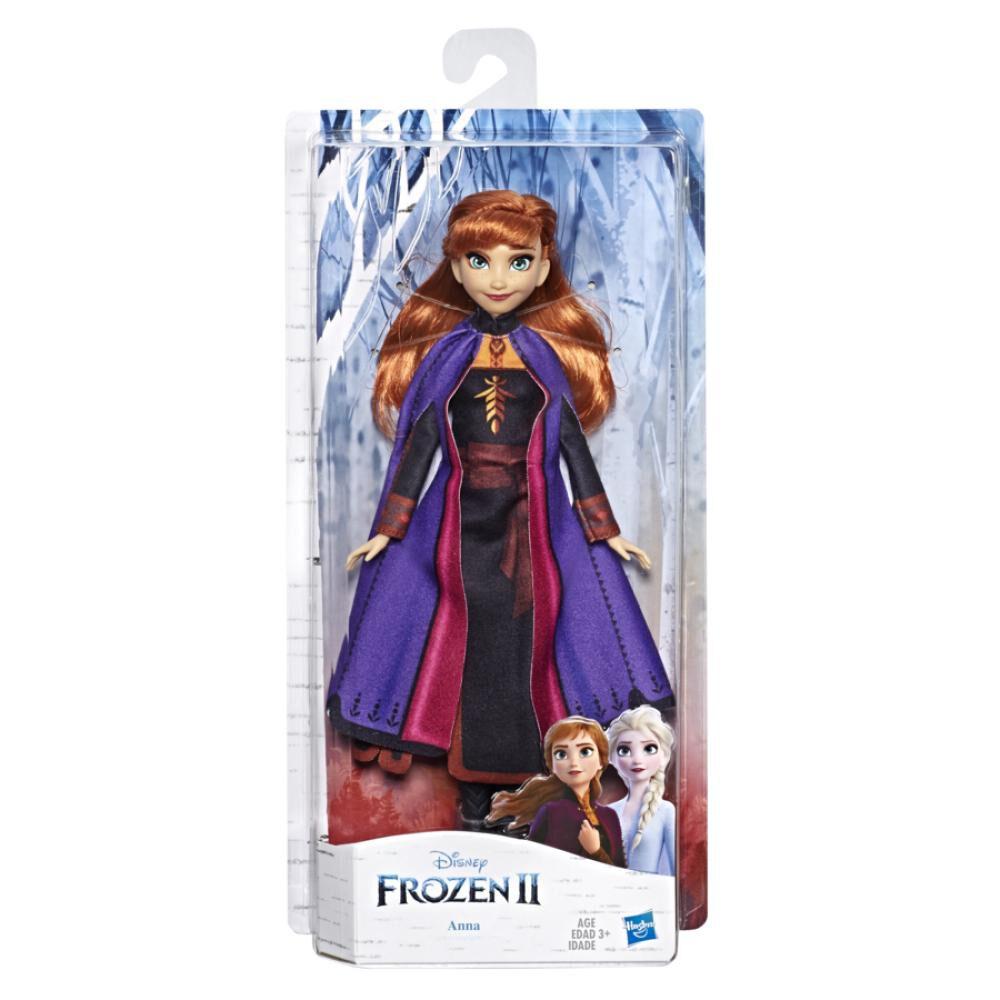 Muñeca Frozen Anna image number 2.0