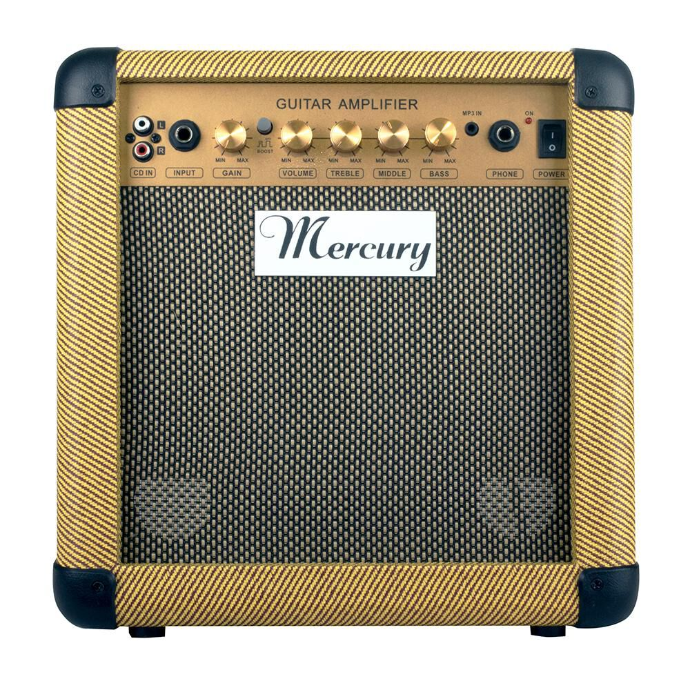 Amplificador Mercury Ma15e image number 0.0