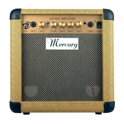 Amplificador Mercury Ma15e