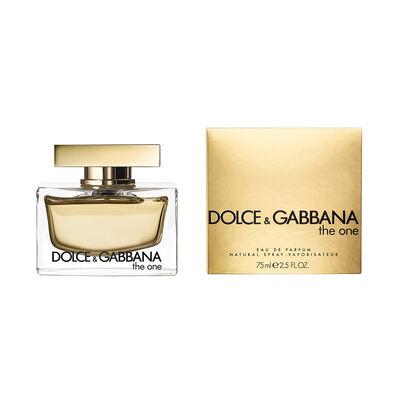Perfume Dolce & Gabbana The One / 75 Ml / Edp /