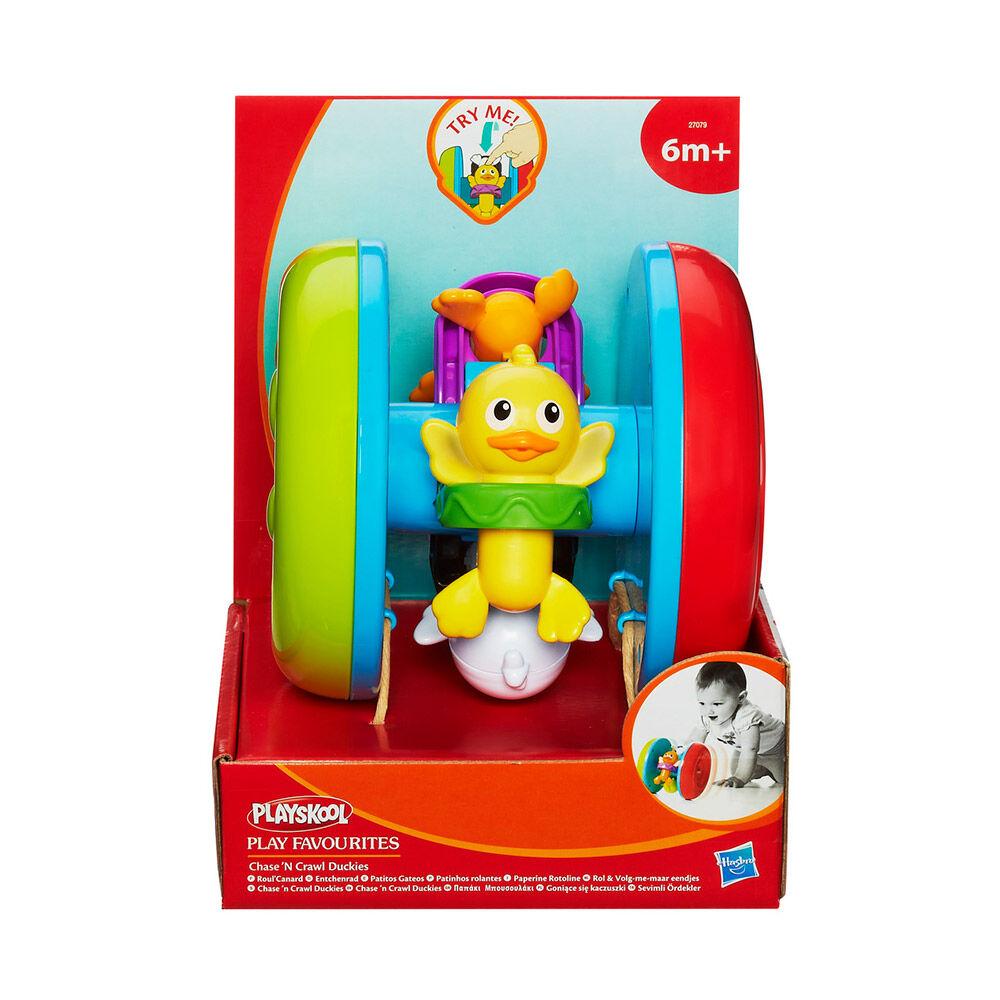 Juego Didáctico Hasbro Playskool Patitos image number 0.0