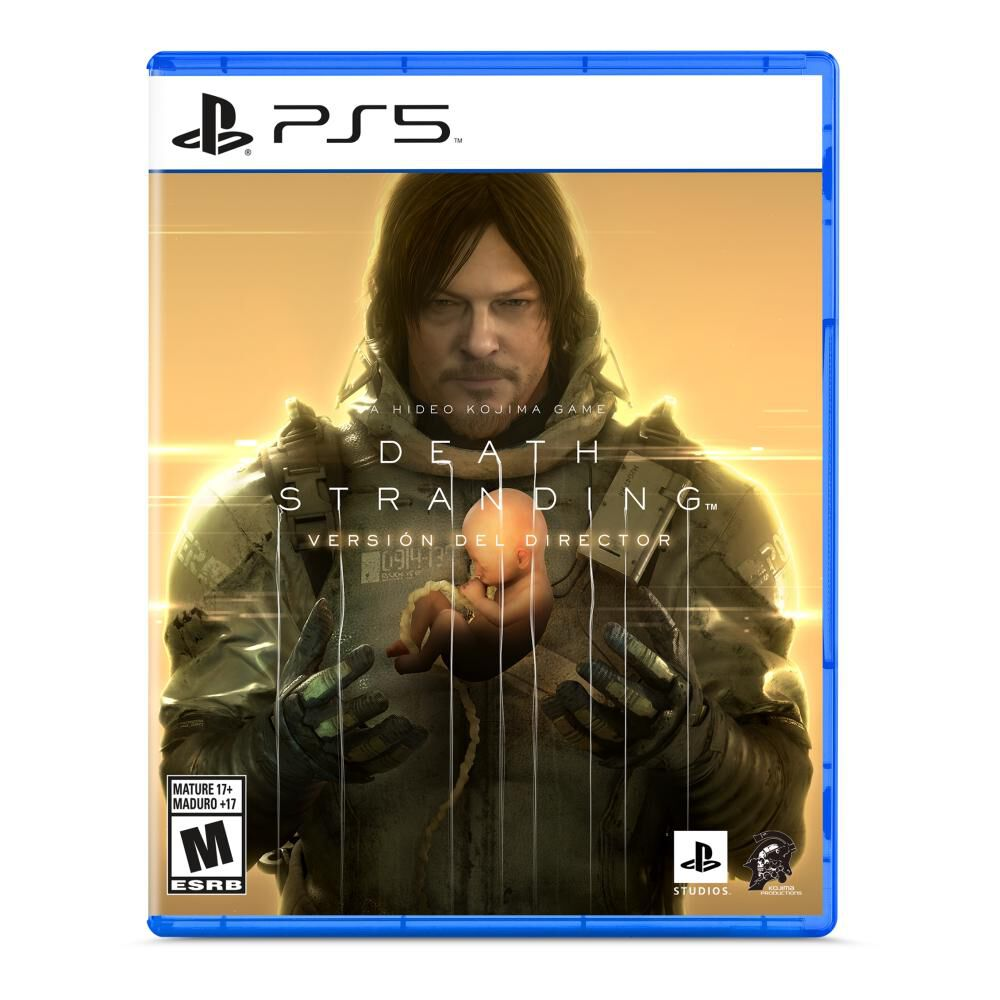 Juego Playstation 5 Sony Death Standing Directors Cut image number 0.0