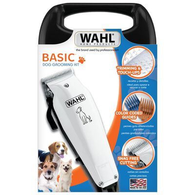 Corta Pelo Mascota Wahl Basic Dog Grooming Kit