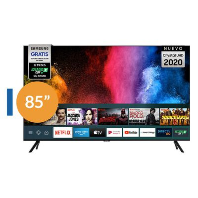 "Led Samsung 85TU8000 / 85"" / Ultra Hd / 4K / Smart Tv"