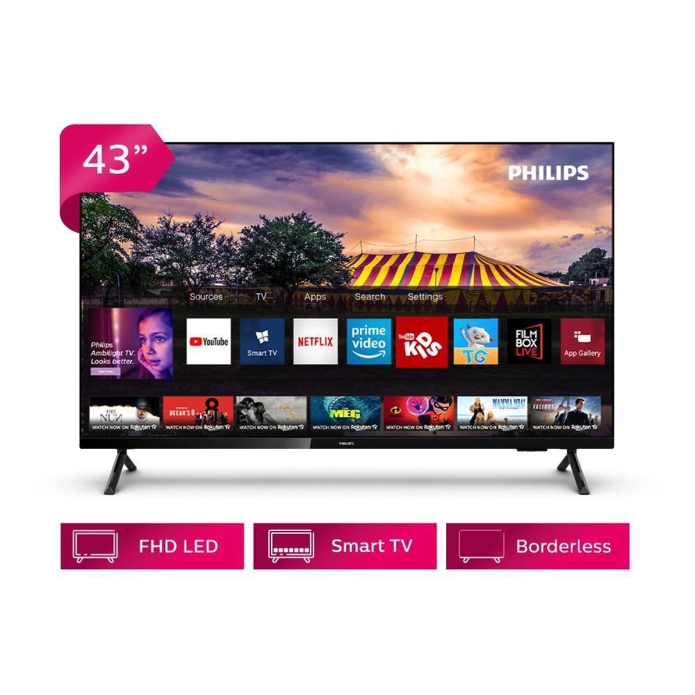 "Led Philips 43PFD6825 / 43"" / Full HD / Smart TV image number 1.0"