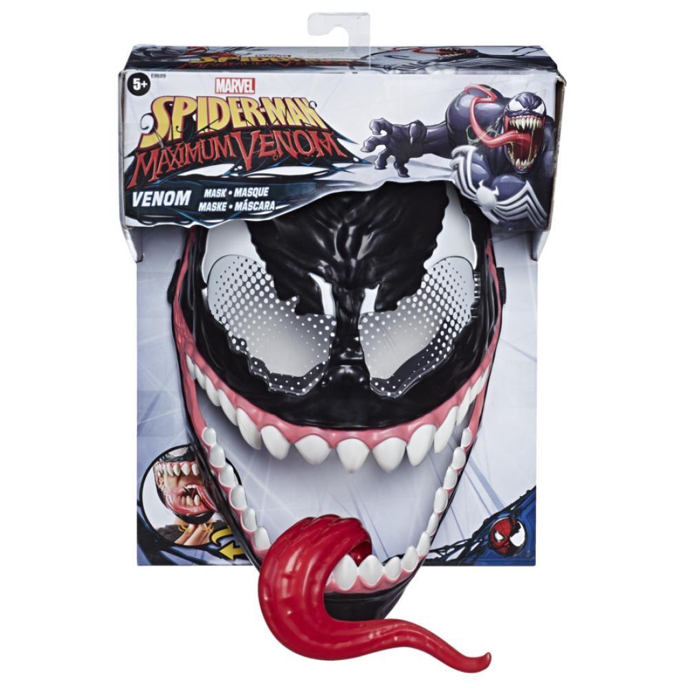 Juguete Interactivo Spiderman Venom Mask image number 1.0
