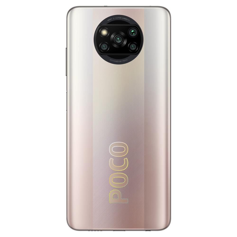 Smartphone Xiaomi Poco X3 Pro Gold / 128 Gb / Liberado image number 1.0