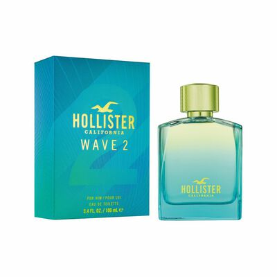Perfume Wave 2 For Him Hollister / 100 Ml / Edt