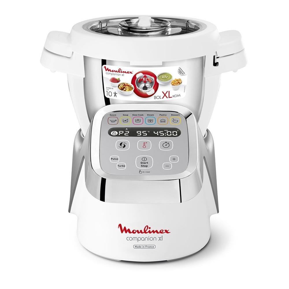 Robot De Cocina Moulinex Companion Xl / 3 Litros image number 0.0