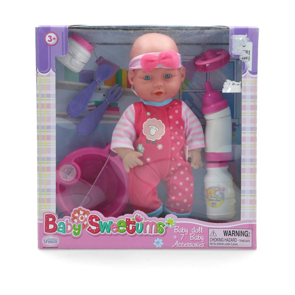 Muñeca Hitoys Baby Sweetums image number 0.0