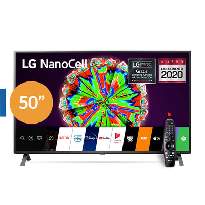 "Led LG 50NANO79SNA / 50"" / 4K HDR NanoCell / Smart Tv 2020"